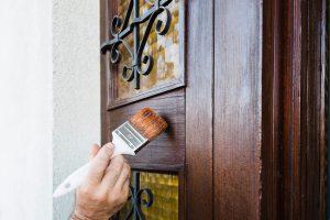 voordeur laten schilderen